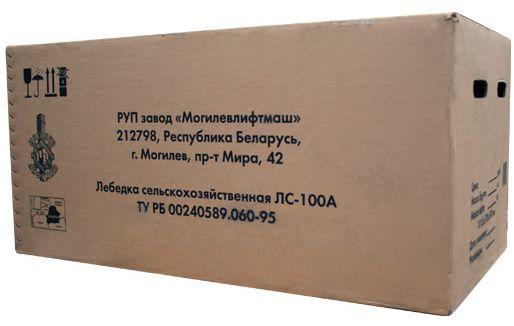 Заводская Упаковка Электроплуга ЛС-100А
